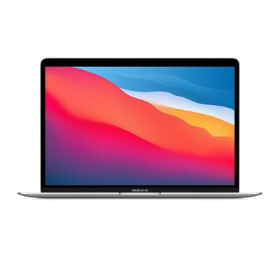 Apple MacBook Air 2020, Apple M1, 8GB, 256GB, 13 inch, Touch ID, Silver