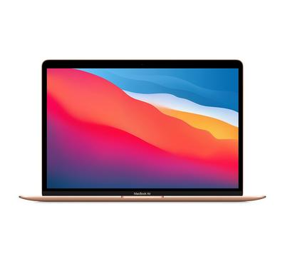 Apple MacBook Air 2020, Apple M1, 8GB, 512GB, 13 inch, Touch ID, Gold