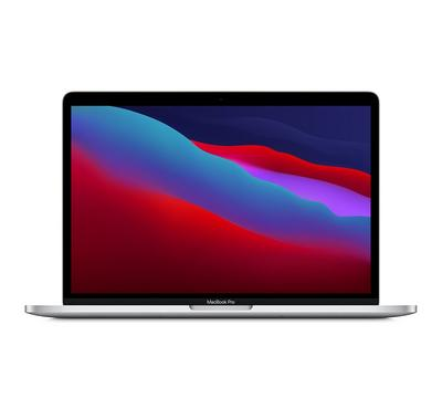 Apple MacBook Pro 2020, Apple M1, 8GB, 256GB, 13 inch, Touch Bar, Silver