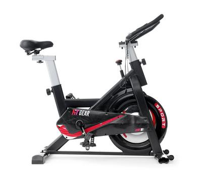 Fit Gear, Spinning bike, 6KG, flywheel with monitor, plastic pedal