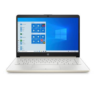HP Laptop 14, Core i7, 14 inch, 8GB, 512GB, Pale Gold