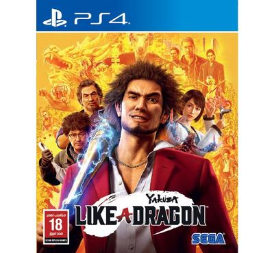 Yakuza: Like a Dragon Day Ichi Edition , PS4