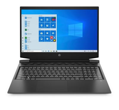 HP Pavilion 16, Core i7, 16.1 Inch, 16GB , 256GB+1TB, Black