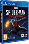 Spider-Man Miles Morales, PS4