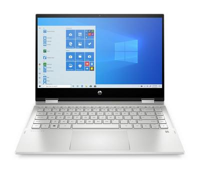 HP Pavilion x360 14, Core i3, 14 Inch, 4GB, 256GB, Natural Silver