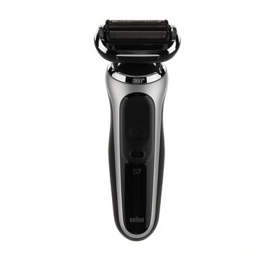 Braun Series 7 Rechargeable Mens Shaver LED Display Wet&Dry Silver/Black