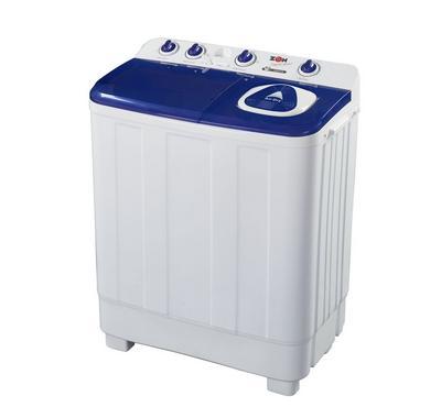 Zen 7.0KG Washing Machine Twin Tub Plastic Body Blue/White