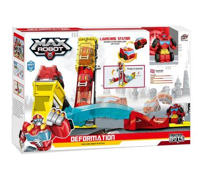 Family Center, Transformable Robot & Track Play Set