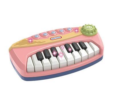 بيبي لوف، بيانو بالبطارية
