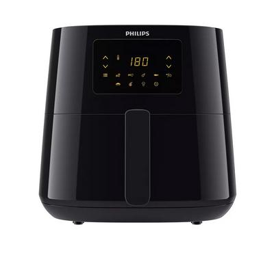 Philips Essential Airfryer XL, Rapid Air technology, 1.2Kg, 6.2L,Black