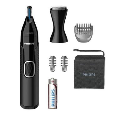 Philips Trim nose, ear, details & brows with total comfort