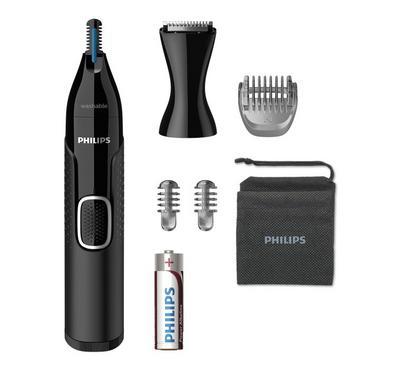 فيليبس، ماكينة حلاقة شعر الانف والاذن و الحواجب