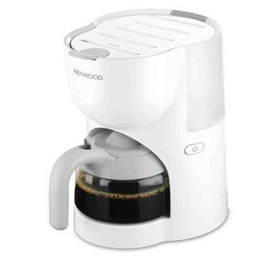 Kenwood Drip Coffee Maker, 0.5 L, White