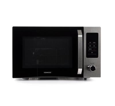 Kenwood Microwave, 900W, 1000W Grill, 30L Capacity, 8 Auto Menu, Silver