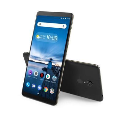 Lenovo V7, 6.95 Inch,4G,64GB, Onyx Black