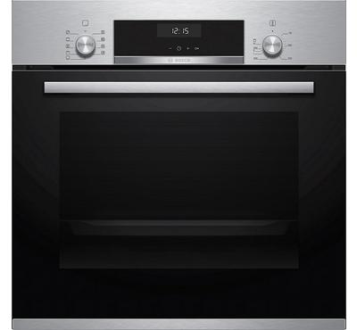 Bosch SERIE4 Built-In Electric Oven With Convection Digital , 60cm, 66.0L,Stainless