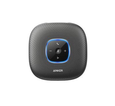 Anker, PowerConf Bluetooth Speakerphone, Black