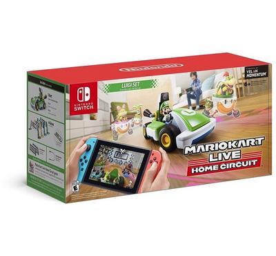 Mario Kart Live Home Circuit-Luigi Kart Set Green, Nintendo Switch