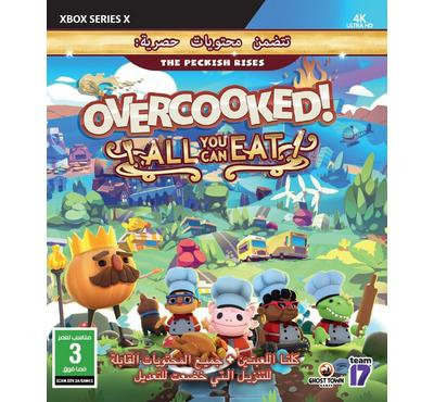 Overcooked All You Can Eat, XBOX
