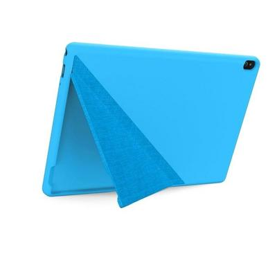 Lenovo M10 Tablet Bumber Case, Blue