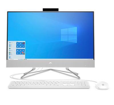 HP 24 - AIO, Core i7, 23.8 inch, 16GB, 1TB+128GB, Natural Silver