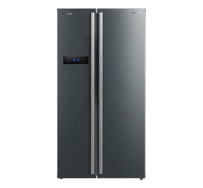 Panasonic 700 Ltr Gross  Capacity Side By Side Refrigerator, Inverter Model, Grey.
