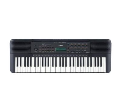 Yamaha, Portable keyboard with 61 touch-sensitive keys, 622 sounds