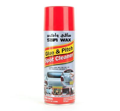 Safi Max, Sticker & Pitch Glue Cleaner For Car, 450Ml