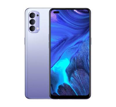 Oppo Reno 4 ,4G, 128GB, Nebula Purple