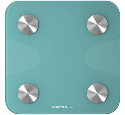 Momax, Lite Tracker Iot Body Scale, Blue