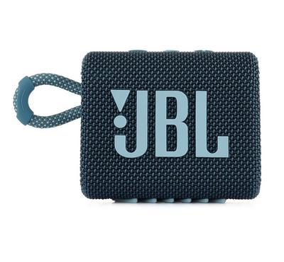 سماعة جى بى ال جو3 بلوتوث , أزرق