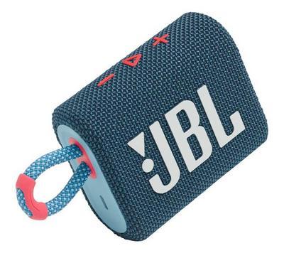 جي بي إل جو 3، مكبر صوت بلوتوث، أزرق مرجاني