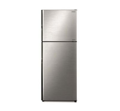 Hitachi, 500.0L, Fridge Top Mount Freezer , Inverter, Brilliant Silver
