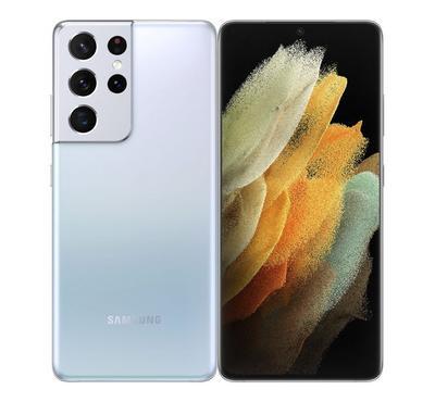 Samsung Galaxy S21 Ultra, 5G, 256GB, Phantom Silver