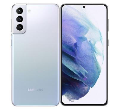 Samsung Galaxy S21 Plus, 5G, 256GB, Phantom Silver