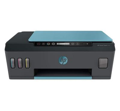HP 516 Smart Tank AIO Printer, Wireless, Bluetooth, Ethernet, 220-240V Power Source, Black