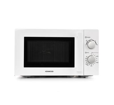 Kenwood Microwave, 700W, 20L Capacity, 5 Power Levels, White