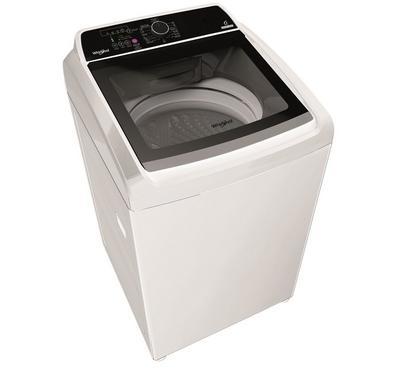 Whirlpool 6TH SENSE 14.0KG Top Load Washing Machine Steel Body White