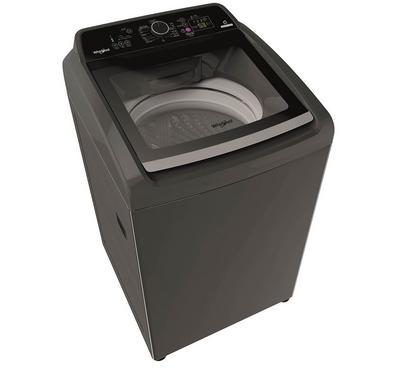 Whirlpool 6TH SENSE 18.0KG Top Load Washing Machine Steel Body Silver