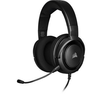 Corsair HS35 Stereo Headset, Carbon