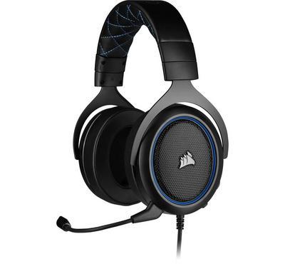 Corsair HS50 Pro Stereo Headset, Blue