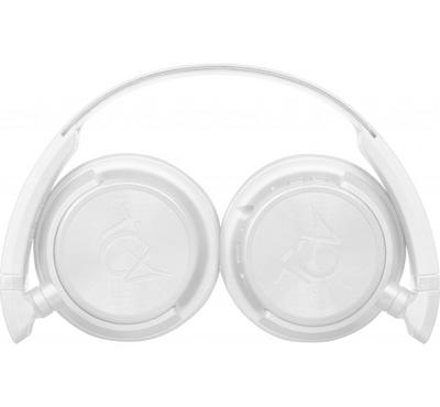 AQL Helios Wireless Bluetooth Headset Foldable Earcup With Mic 40mm,White