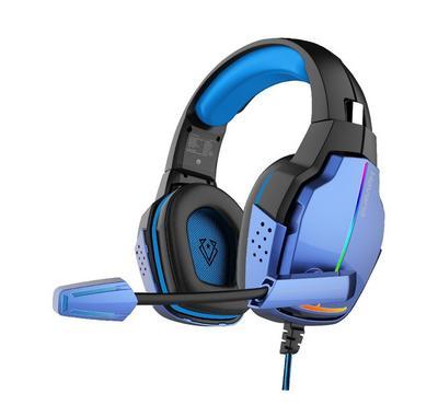 Vertux, Havana Wired Gaming PC Headset, Blue