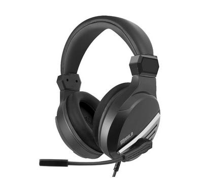 Vertux, Manila Wired Gaming PC Headset, Black