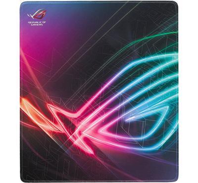Asus, ROG STRIX EDGE NC03 Gaming Mouse Pad, Black