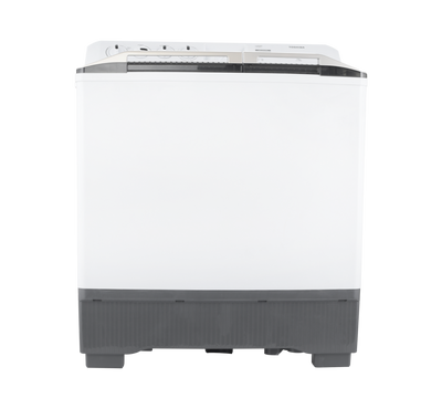 Toshiba Twin Tub Washer 14kg, Multi-Function Panel, Easy Kit,White