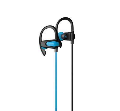 Maestro CROSS Bluetooth In-Ear Earphone Blue