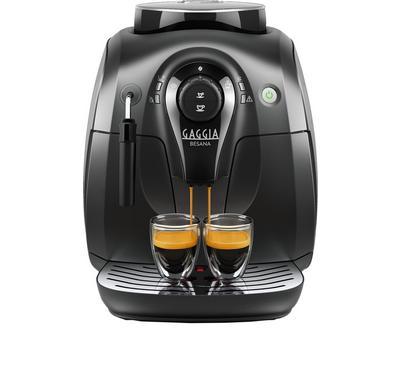Gaggia Besana Fully Automatic Coffee Machine, Black.