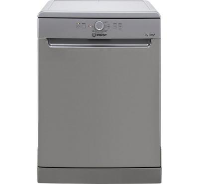 Indesit 13PS Dishwasher 13 Plate Setting,5 Programs, Inox