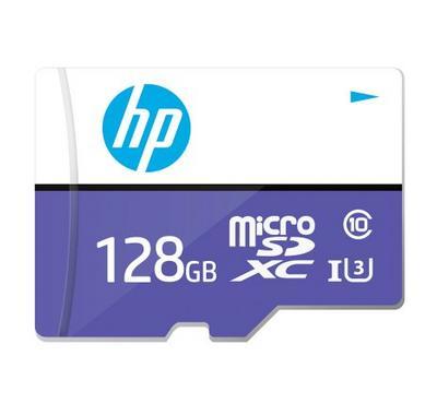 إتش بي بطاقة ذاكرة  مايكرو اس دي بسعة 128 جيجابايت